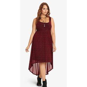 Torrid High-Low Dress